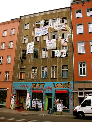 Building in Berlin