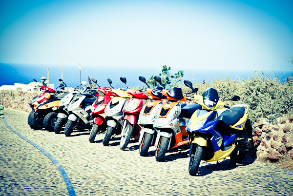Motorcycles in Greece, Ashlee Gadd, Where My heart Resides