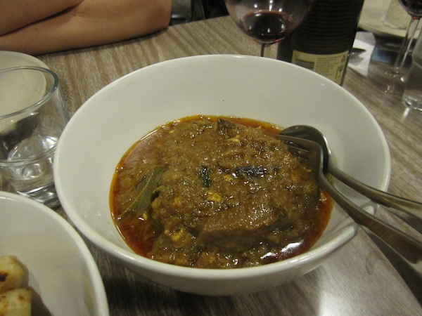 Rendang beef curry, Laksa Me, Malaysian restaurant in Me