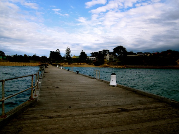 Portsea Pier, Mornington Peninsula, Australia