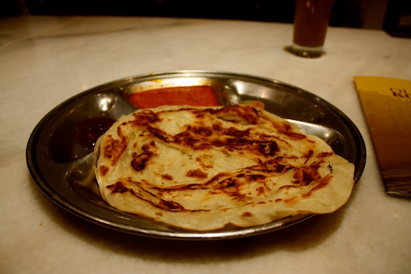 Roti at Old Town Kopitiam, Malaysia Kitchen Melbourne Australia