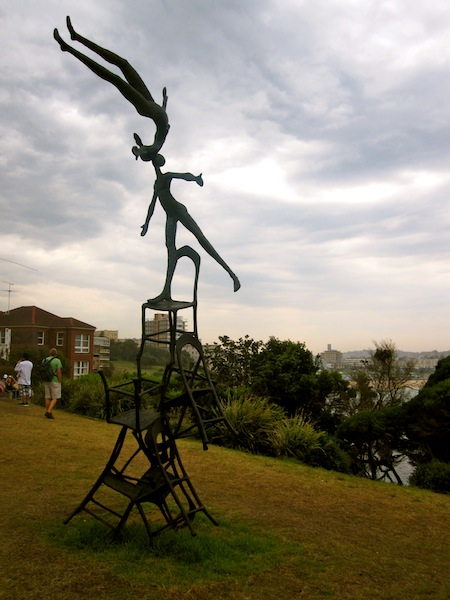 Sculptures by the Sea, Sydney, Australia 2011