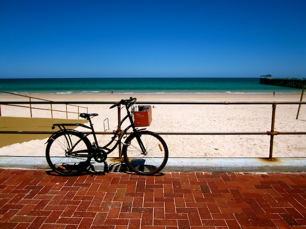 Bike South Australia at Henley Beach, Adelaide, Australia