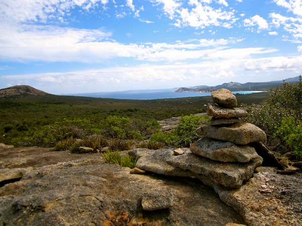Hiking in Cape Le Grande, Western Australia