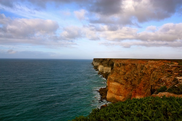 Great Australian Bight, Bunda Cliffs,