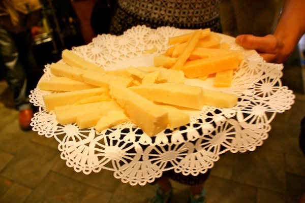 Cheese in Little Italy with Ahoy New York Tours and Tasting