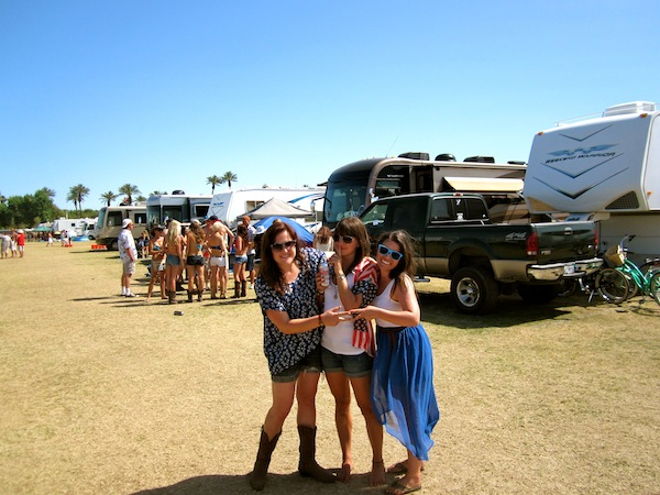 ADPis at Stagecoach Country Music Festival 2012