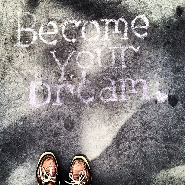 Become your dream chalk art in New York City