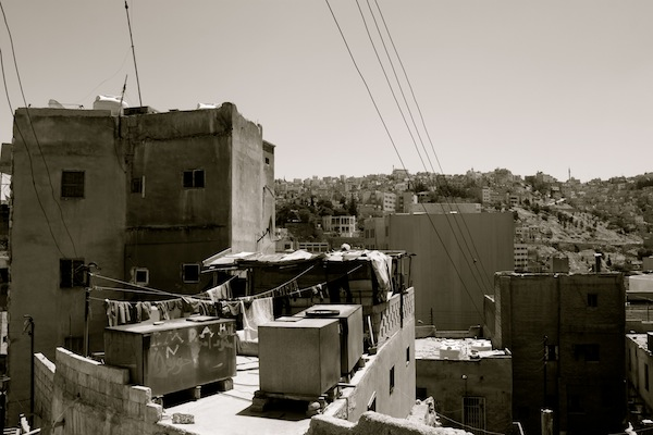 Houses in Amman, Jordan