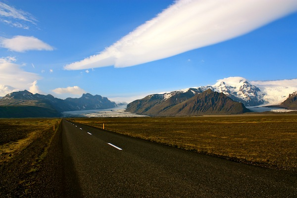 Iceland road trip with Kuku Campervans