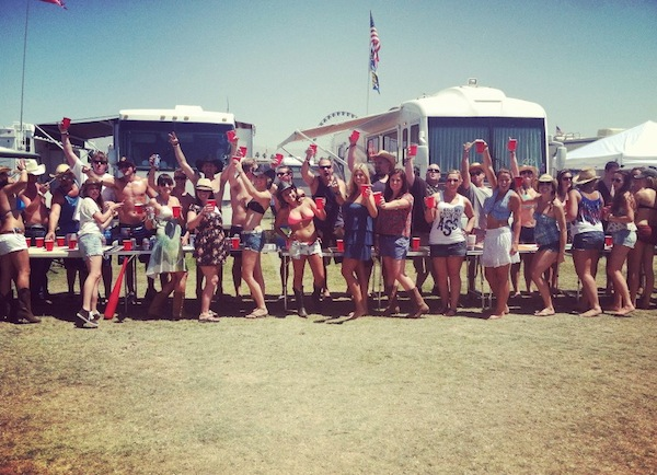 Stagecoach Music Festival 2012
