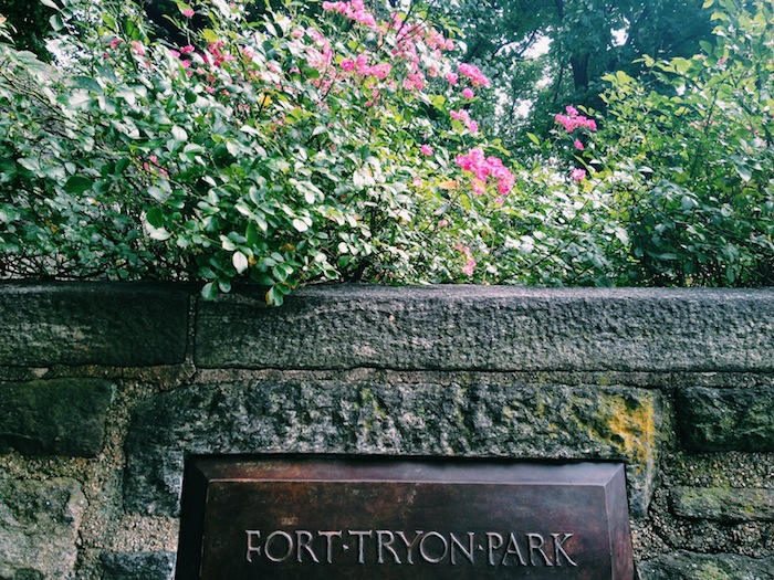 Fort Tryon Park in New York