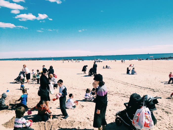 Coney Island, Brooklyn processed with VSCO C1 preset