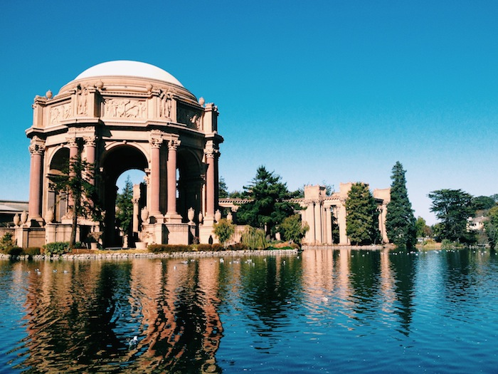 Palace of Fine Arts, San Francisco, Processed with VSCOcam with c1 preset