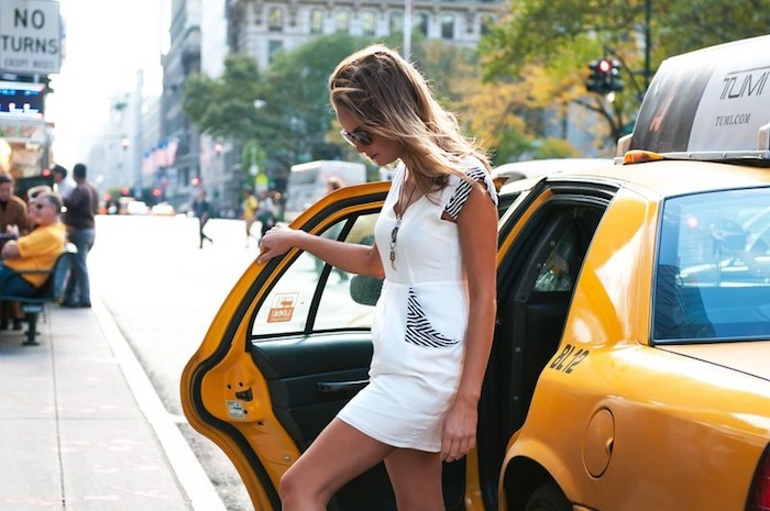 Gusto and Elan street style shoot in New York City