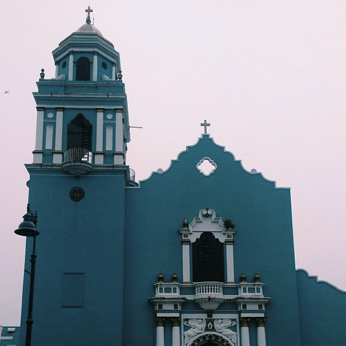 Church in San Juan, Puerto Rico