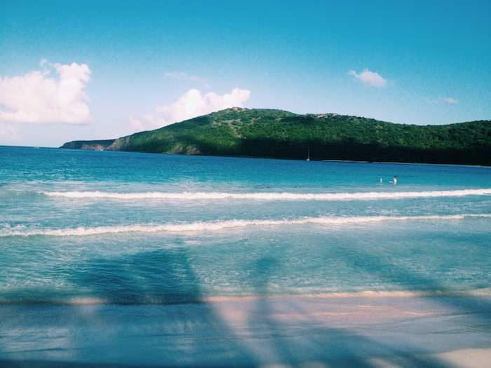 Playa Flamenco on Culebra, Processed with VSCOcam with c1 preset