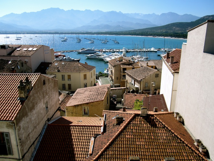 Architecture and the Mediterranean in Corsica, France
