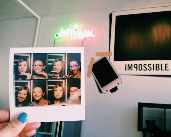 A field trip to the Impossible Project