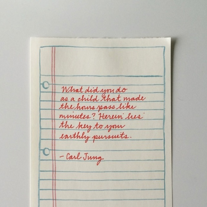 #365Quotes by Carl Jung on Design Crush