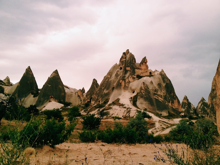 Trekking Rose Valley with Middle Earth Travel in Cappadocia, Turkey