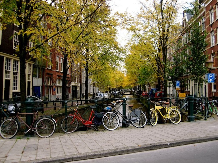 Amsterdam, Netherlands by C'est Christine