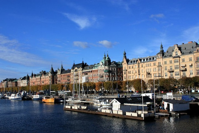 Stockholm, Sweden by C'est Christine