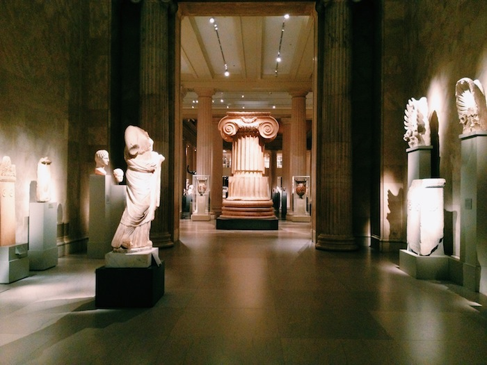 VIP Date Night with Museum Hack at The Met