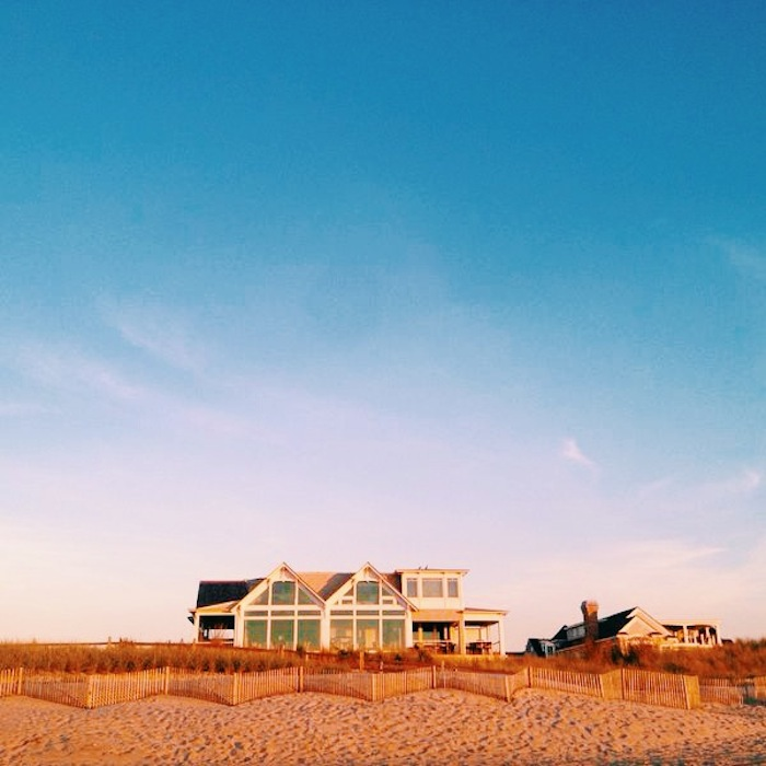 House in Avalon Beach, New Jersey Shore