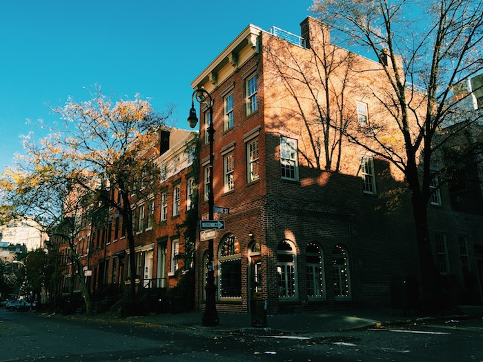 West Village streets, New York City