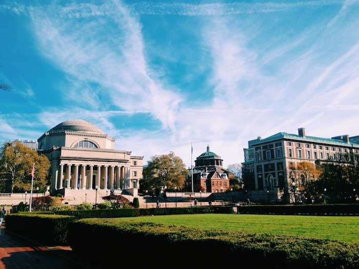 Columbia University in New York City