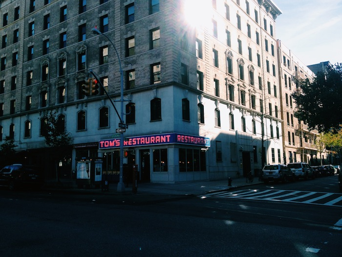Seinfeld Restaurant in New York City