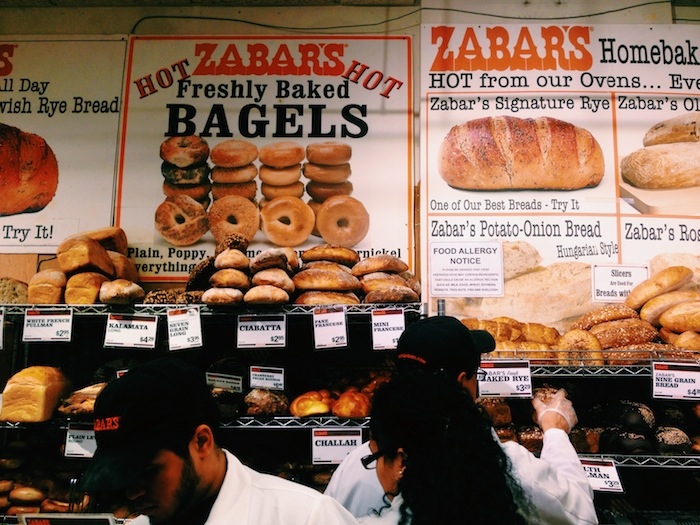 Zabar's in New York City