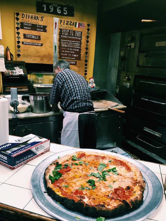 DiFara Pizza in Brooklyn