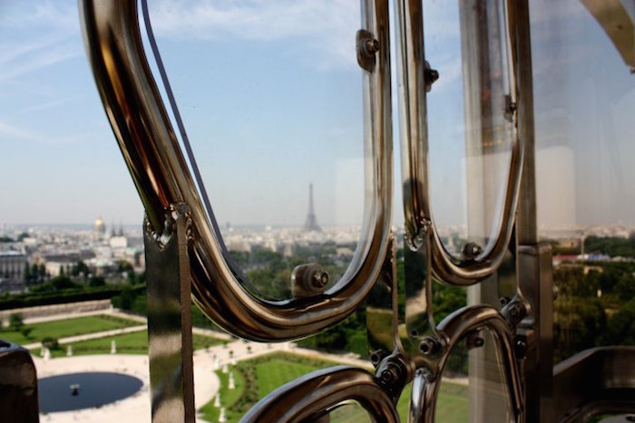 View of Paris from the Grand Roue