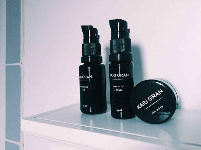Kari Gran Oil-Based Skincare