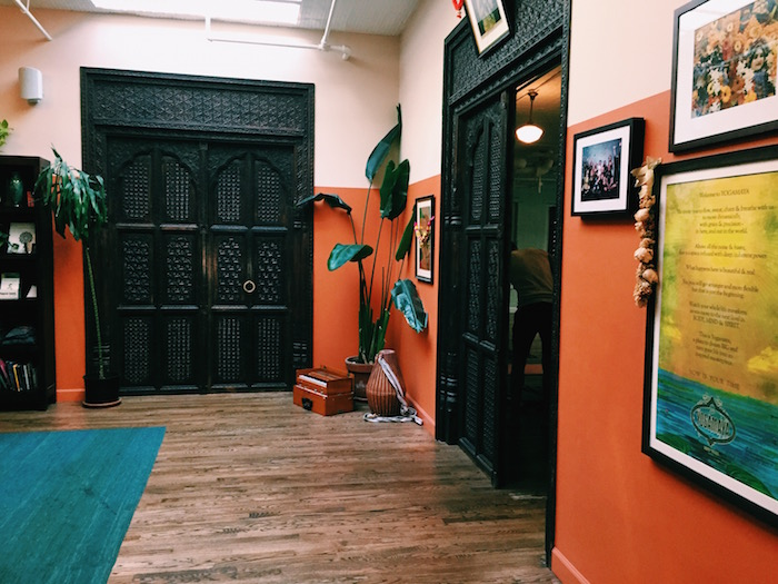 Yogamaya Yoga Studio in New York City
