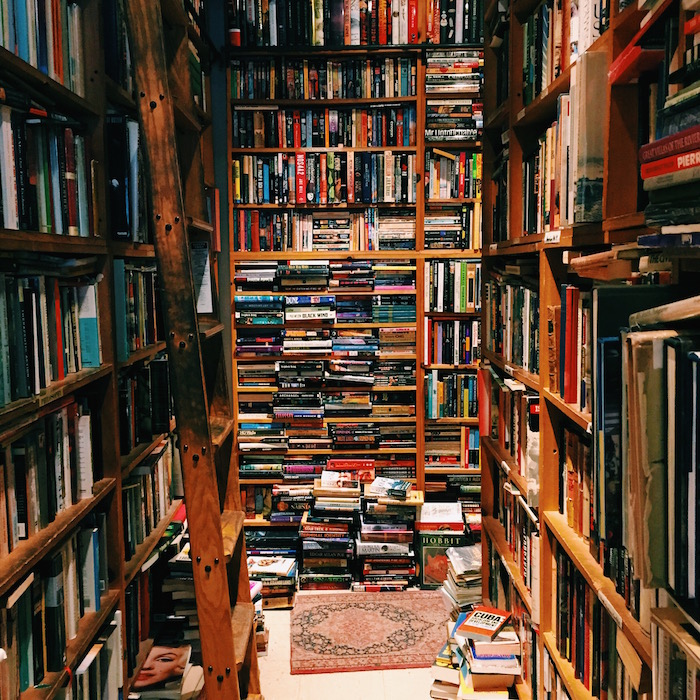 Alabaster Books in East Village, New York City