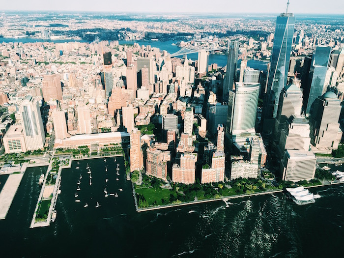 Viator VIP Helicopter tour and sunset cruise in New York City