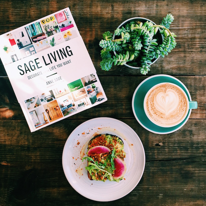 Sage Living at Stonefruit Espresso in Bed-Stuy, Brooklyn