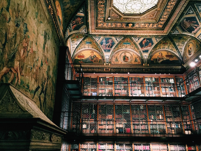 Morgan Library in New York City