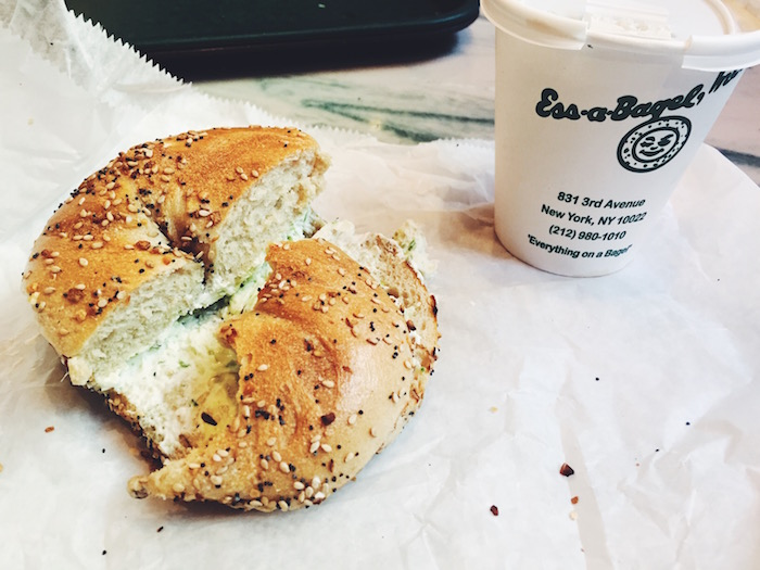 Ess-a-Bagel in New York City