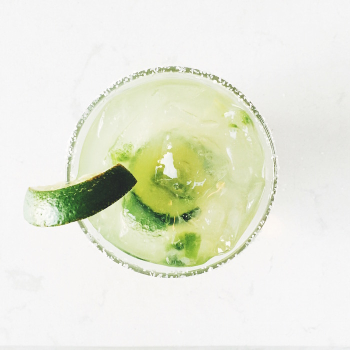 Cucumber jalapeno margarita at The Mission, Scottsdale