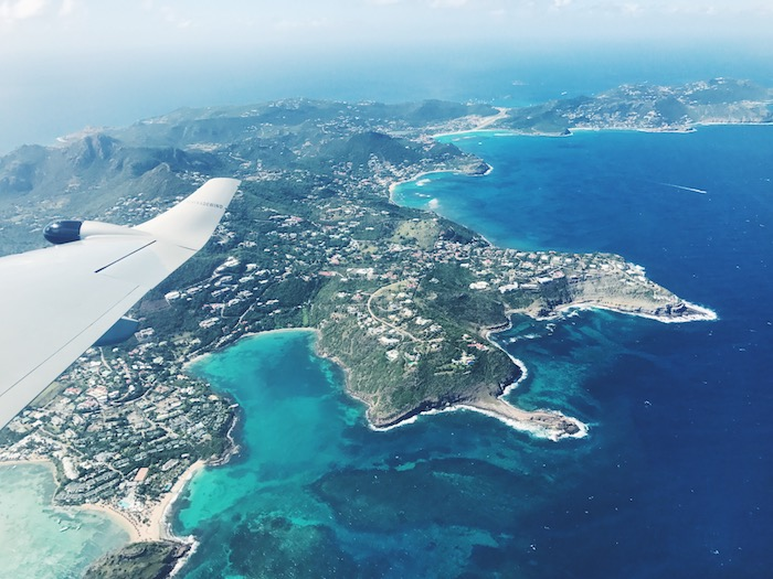 Flying to St Bart's on Tradewind Aviation