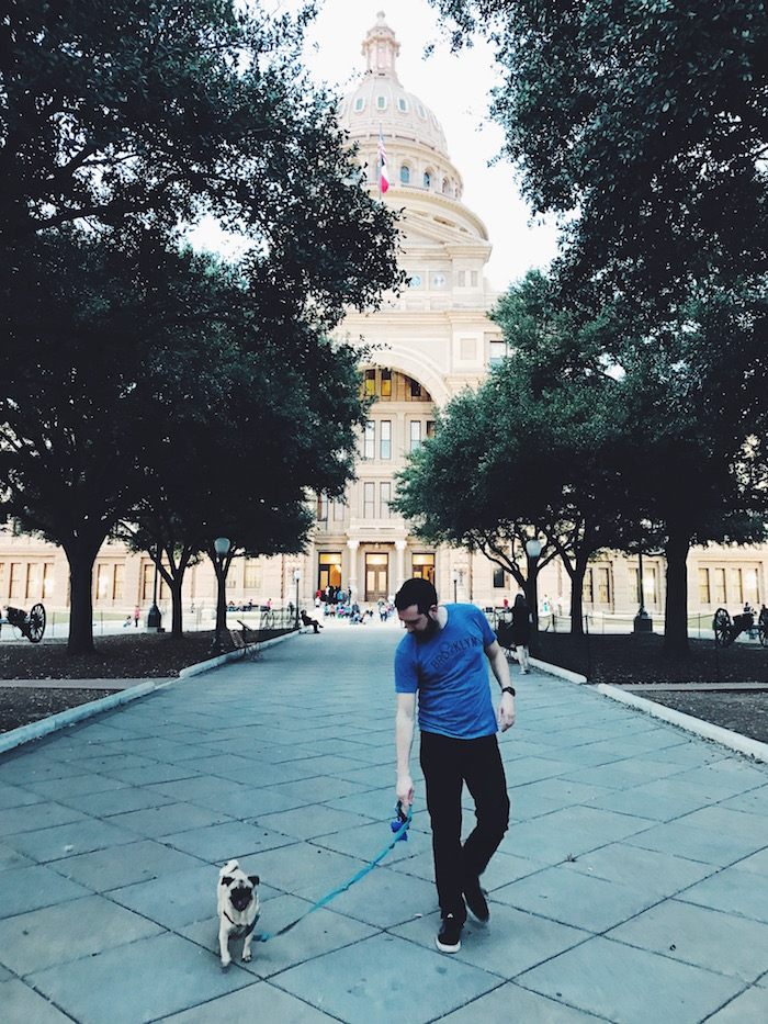 Texas State Capitol in Austin