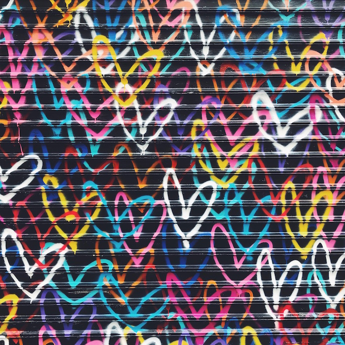 Love Wall in New York City