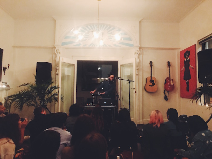 Sofar Sounds event in New York City