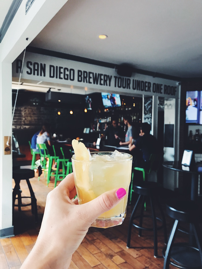 The Brew Project in San Diego, California