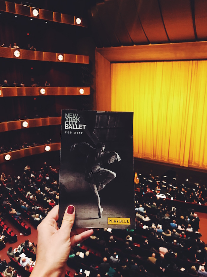New York City Ballet at Lincoln Center