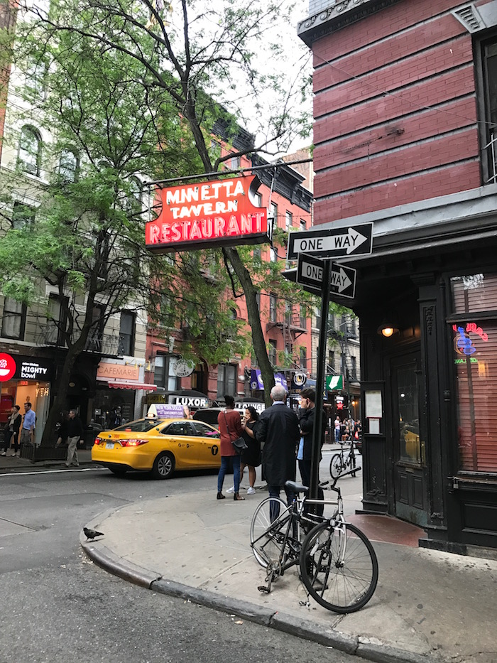 Minetta Tavern in New York City